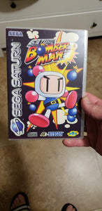 Saturn Bomberman Sega Saturn
