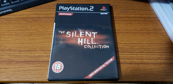 Silent Hill Collection reproduction