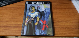 Xenogears PS1 Reproduction