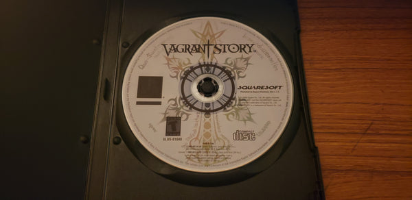Vagrant Story PS1 Reproduction