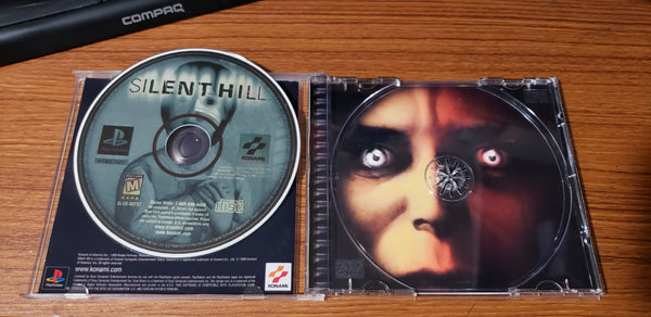 Silent Hill Playstation 1 Reproduction
