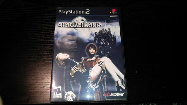 Shadow Hearts PS2 Reproduction copy