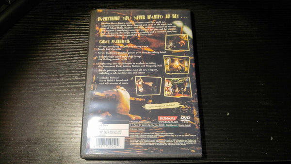 Silent Hill 3 PS2 Reproduction copy