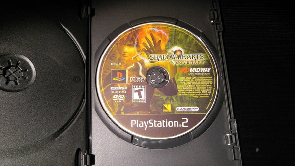 Shadow Hearts Covenant PS2 Reproduction copy