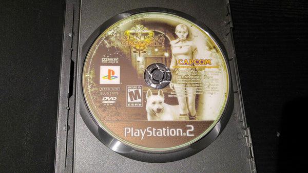 Haunting Ground PS2 Reproduction copy