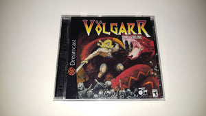 Volgarr the Viking Sega Dreamcast Reproduction back up