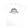 Logo T-Shirt (White Light Alter)