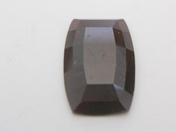 6.20 CT. GARNET FACET/CABACHON FLAT BOTTOM