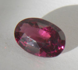 1.33 CTS. RASPBERRY PURPLE RED GARNET GREAT LUSTER - Blaze-N-Gems