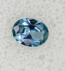 1.08ct BEAUTIFUL BLUE MONTANA SAPPHIRE INCREDIBLE COLOR