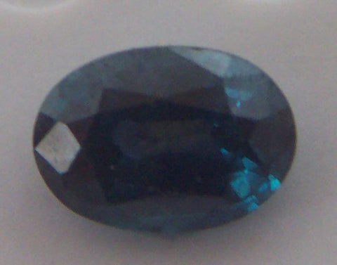 .82 cts. OVAL CORNFLOWER BLUE MONTANA SAPPHIRE DIFFUSED