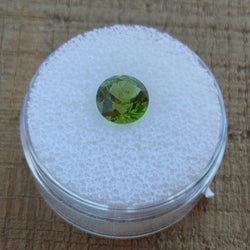 1.82ct lime green peridot - Blaze-N-Gems