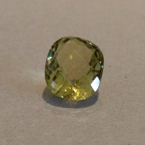 15.71ct GOLDEN YELLOW CITRINE