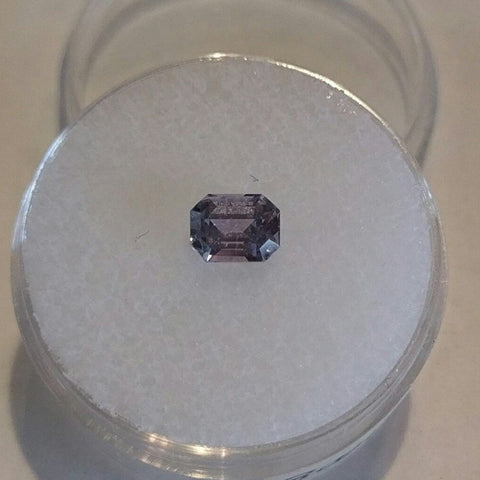 1.05ct EXCELLENT BLUE WITH HINTS OF PURPLE MONTANA SAPPHIRE - Blaze-N-Gems