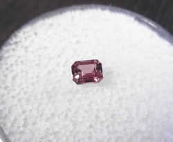 0.25ct CLEAN ALL NATURAL MONTANA RUBY - Blaze-N-Gems