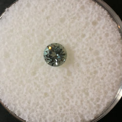 .56 CT. BRILLIANT BLUE/GREEN ALL NATURAL MONTANA SAPPHIRE - Blaze-N-Gems
