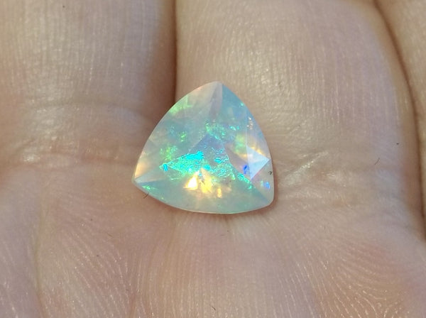 2.0ct INSANE TRILLION ETHIOPIAN OPAL - Blaze-N-Gems