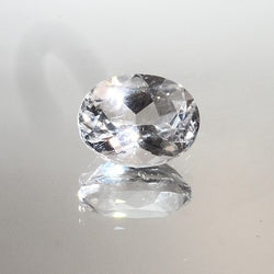 1.52 CT CLEAR AS DAY WHITE TOPAZ