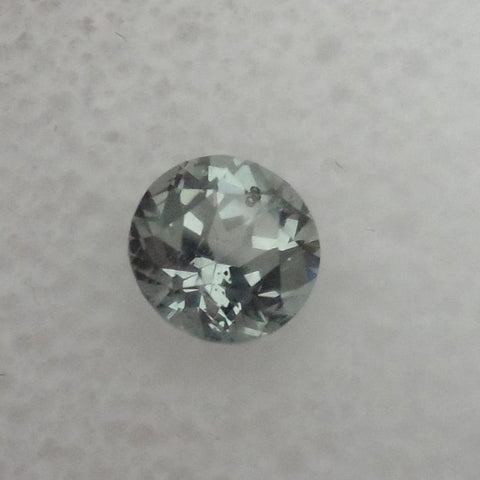 1.06 CTS. SPARKLING LIGHT CHROME BLUE COLOR MONTANA SAPPHIRE - Blaze-N-Gems