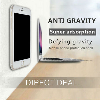 Anti Gravity Super Adsorption iPhone Case