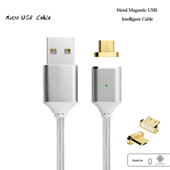 Magnetic Fast Charging Cable Android