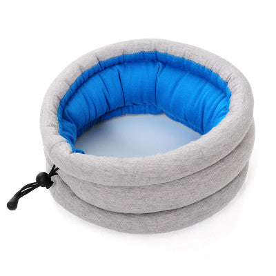 Portable Napping Neck Pillow