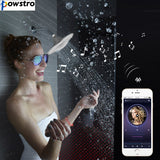 Shower Head Bluetooth Speaker