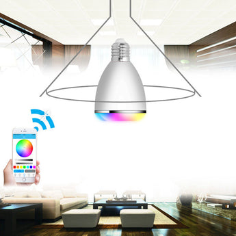 Intelligent LED Speaker Light