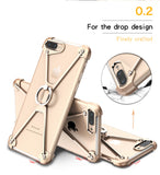 X Shape iPhone Case