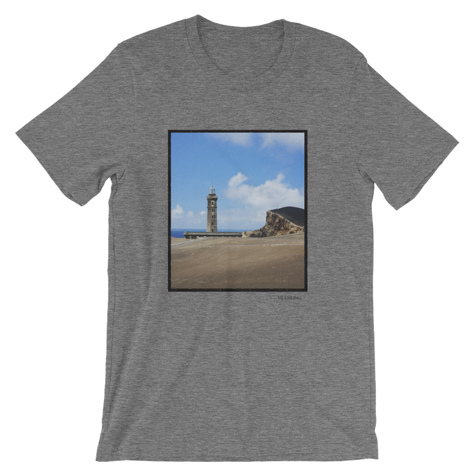 Faial Lighthouse Graphic Tee - Unisex