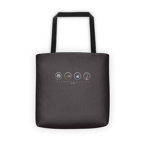 Elements of Life Tote bag
