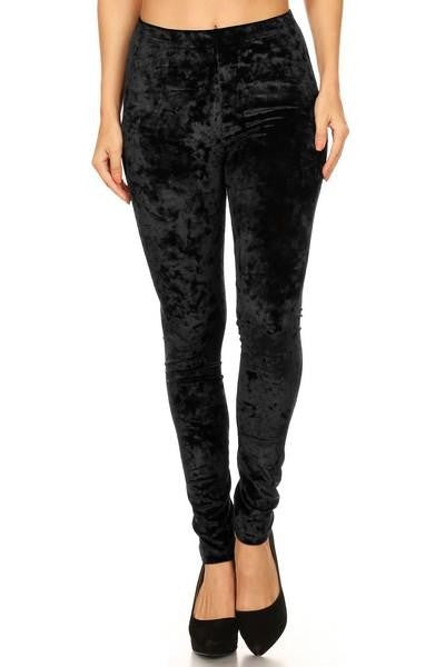 827 Ice Velvet Leggings