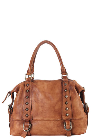 150336 Designer Genuine  Leather  Tote  Bag
