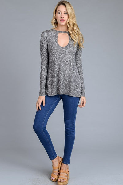AT1024 Brushed Fabric Top