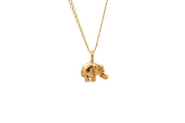 COLLAR ELEFANTE MAKE A WISH