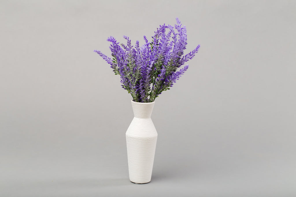Fir Lavanda artificial