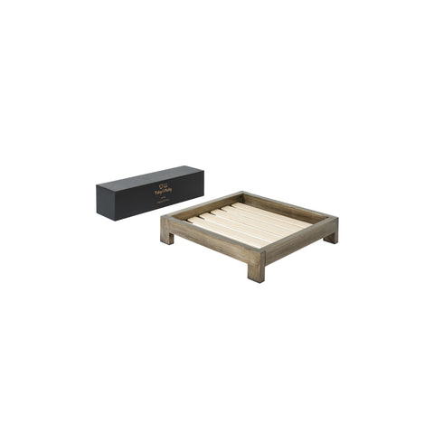 Pet Bed Frame - Gold Brushed