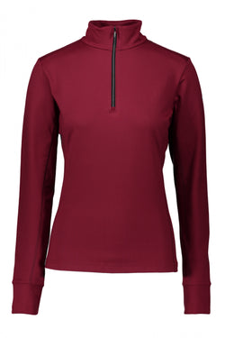 Nari Zip Neck Base Layer