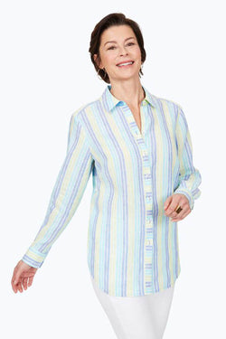 Havana Striped Tunic