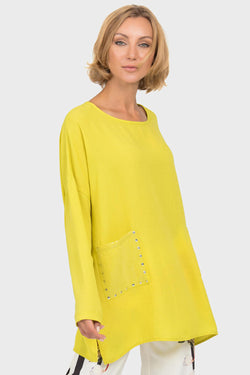 Loose Tunic with Pockets