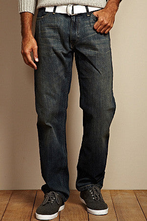 Medium Wash Denim Jean