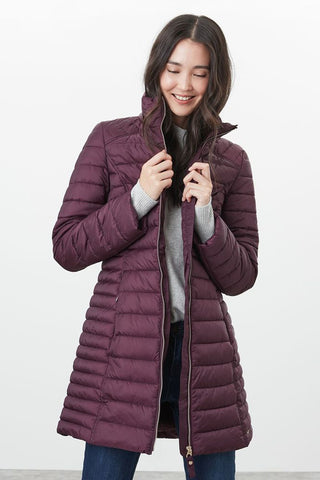 Canterbury Long Coat