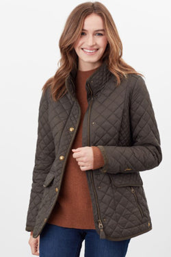 Newdale Quilted Hunting Jacket