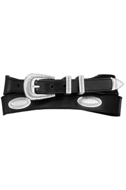 Taper Ornament Belt
