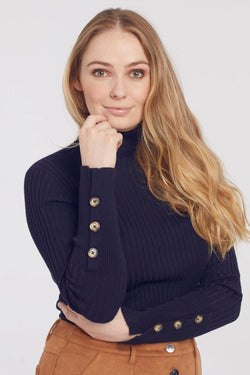 Poorboy Turtleneck in 4 Colors