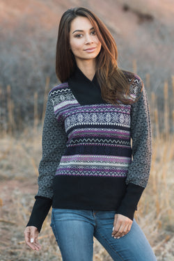 Abby Shawl Collar Pullover