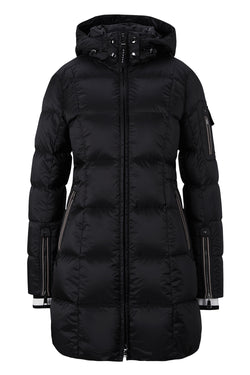 Holly-D Quilted Coat