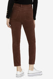 5 Pocket Corduroy Ankle Pant in 2 Colors