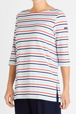 Phare Multi Striped Tunic
