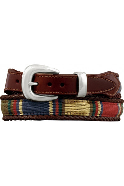 Santos Fabric Taper Belt